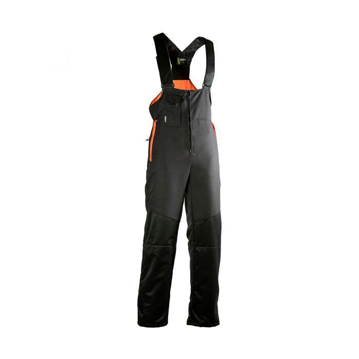 Logger brushcutter bib & brace overalls 834